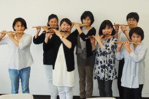 篠笛(横笛)教室